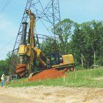 EK200HP - Estaca Escavada