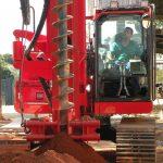 Perfuratriz hélice contínua Minas Gerais