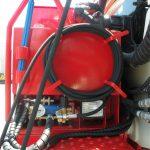 Perfuratriz hélice contínua Minas Gerais bomba d'água